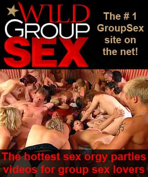 Wild Group Sex